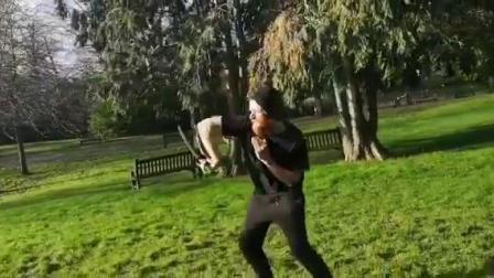 【游民星空】Pual Bullion舞剑2
