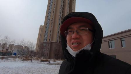 没见过大雪的南方人,罐儿哥带你看看北方的雪,还有龙卷风