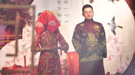 徐州兰卡婚礼-2019.07.01萧县聚福楼中式婚礼全程