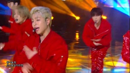 iKON - Dive @ Inkigayo 2020-2-16