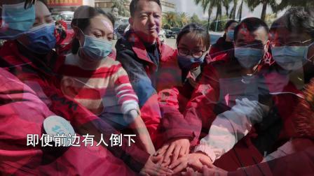 音诗画《风雨中凝聚起中华民族的力量》(王楠朗诵、苏云鹏创作)