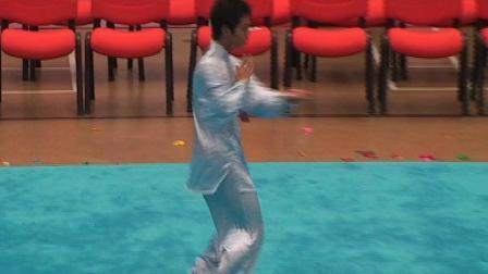 2010年苏华祥在香港陈式总会表演