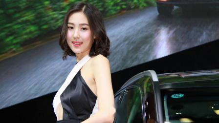 广汽车模-范婷婷