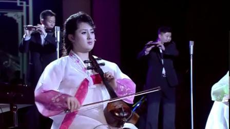 민족기악 7중주와 노래《철령아리랑》