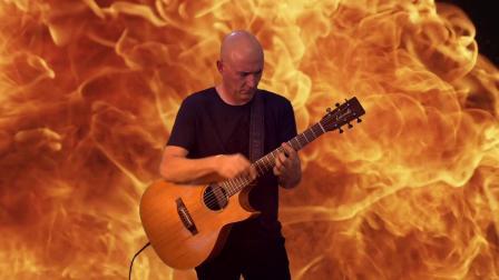 原声吉他手Bill Dutcher弹奏新专作品Warpath