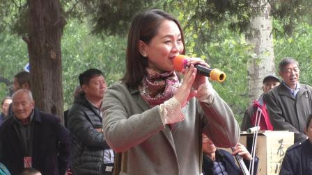豫剧《花木兰》选段,著名表演艺术家李凤丽演唱