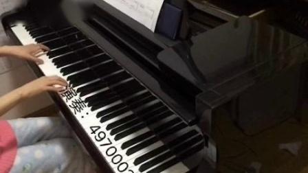 想见你想见你想见你 钢琴谱演奏版 五线谱简谱 流行钢琴