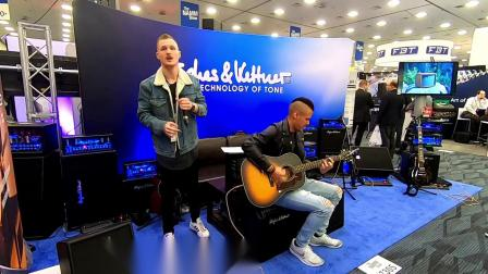 Hughes & Kettner Era 1原声音响NAMM2020展会现场展示!