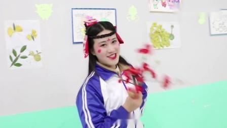 同学们模仿大唐不倒翁小姐姐,没想模仿的一个比一个逗,太好笑了