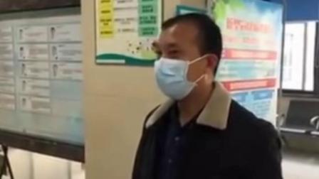 浙江首例患者因摔断肋骨确诊:现在已经痊愈,每天看新闻