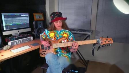 LEGATOR吉他演示BERRIED ALIVE  FRUIT PUNCH