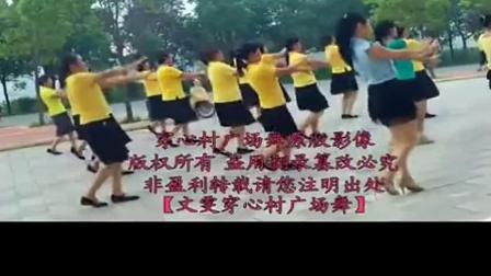 文雯广场舞 荷塘月色教程  最火广场舞