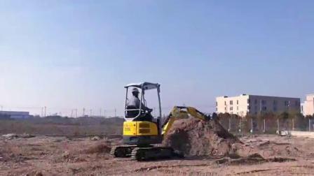威克诺森全新2吨挖机EZ20