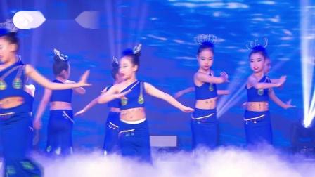2020江苏综艺超级小达人春晚大联欢张家港花漾艺术教育培训中心《水月亮》