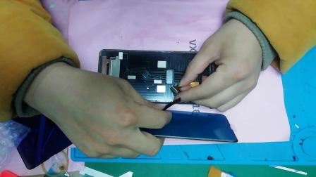 小米mix3拆机换屏屏幕总成教程快速最简单的方法