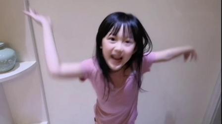 河北廊坊小童星尚尚,因新型冠状病毒肺炎疫情先不能开学,她的学习安排的很满,录视频送爱心给大家!20200219