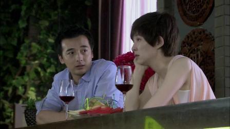 说好不流泪 精彩看点:吴大维找话题想留住冷珊,冷珊想走但听到吴大维说要把公寓买了