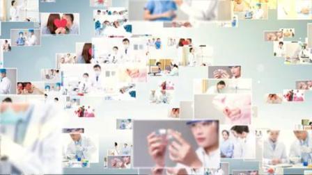 武汉加油公益照片图片展示AE模板-凌晨两点视频素材网