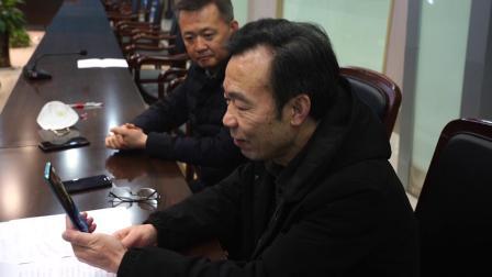 情连陕鄂,西安外事学院党委书记闵小平视频慰问赴武汉支援一线的医务校友李芳