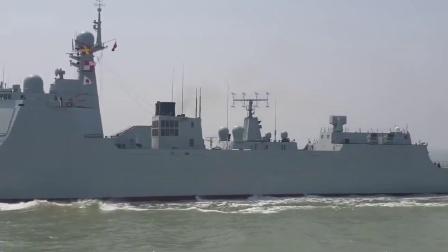075舰在夺岛战中意义如何?可载24架直升机800名士兵