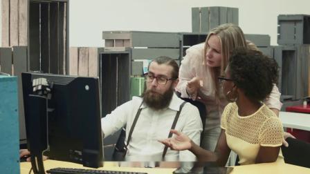 3D会吧云上虚拟现实会议室