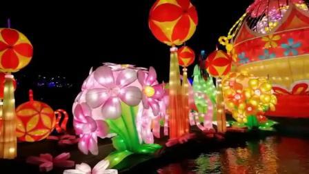 南京秦淮灯展2020.1.19