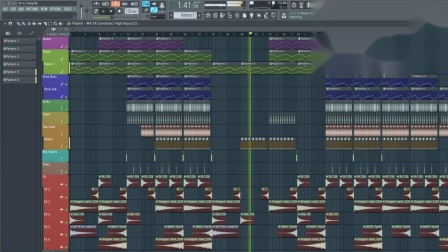 Deep & Future Giga - FL Studio Template (+ Samples, Stems & Sylenth1 Presets)