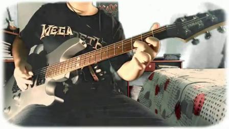 WHIPLASH 666吉他翻弹AC  DC - Back In Black