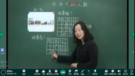 二年级下册数学 比一比  视频教学