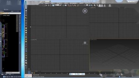 1、提取与优化CAD平面布置图1——小陈宅配