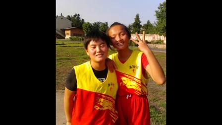 湘潭县易俗河镇第二中学2011届女子篮球部落