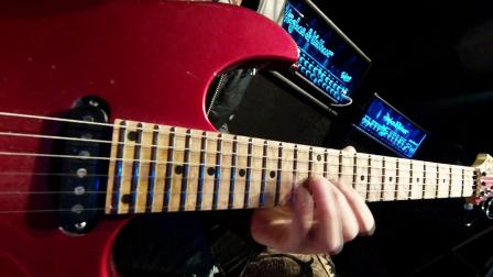Rob Marcello展示Hughes & Kettner TriAmp Mark 3大鱼缸电吉他音箱