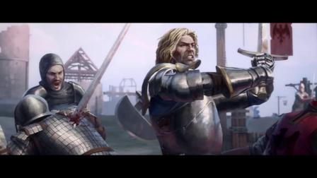 【游民星空】《骑士精神2》预告片、