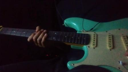 你就不要想起我-电吉他