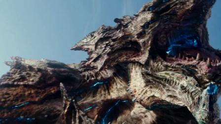 怪兽混剪 影视中的怪兽之战