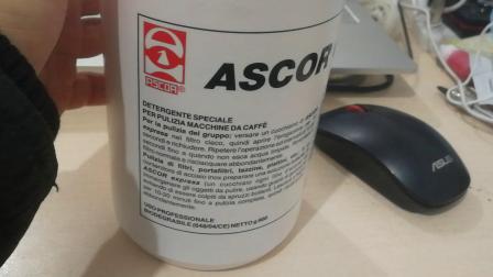 文咖啡ASCOR清洗粉茶垢ASCOR意大利咖啡机清洁剂 (1)