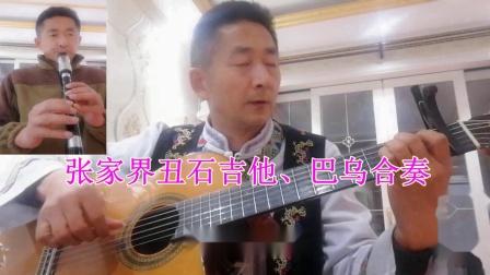 张家界丑石吉他、巴乌合奏《灰姑娘》