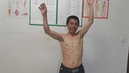 胡升猛运用高月神经敏化针疗法治疗沈丕望先生肩周炎视频视频