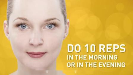 脸部瑜伽——一把勺子祛除法令纹让你年轻十岁【BRIGHT SIDE 】