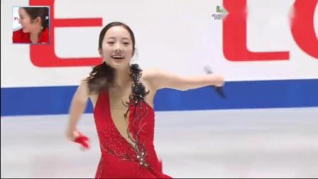 日本花样滑冰运动员本田真凛