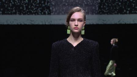 Giorgio Armani 2020秋冬系列女装秀