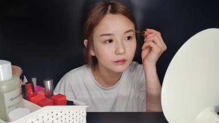 [韩国Hamzy]小姐姐真实吃播;韩国人在家里吃炒年糕的真实样子