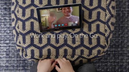 Surface Go Work and Play on the go