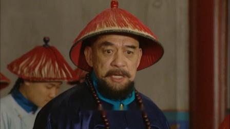 雍正王朝考生第一个交卷,雍正立马带上老花镜看,太逗了