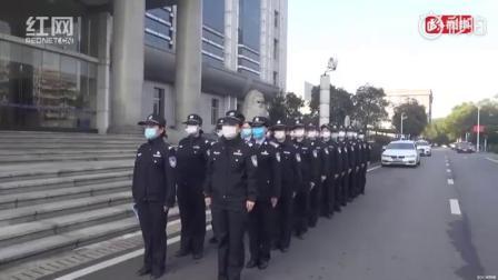 湖南24名驰援湖北 via@红网