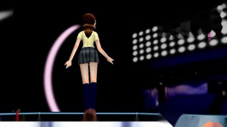 广场舞DJ舞演示教学视频146:往后余生