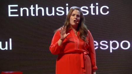 少标签多倾听 Paula Zhou TEDxShapoweiWomen