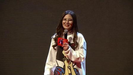 或许,喜剧属于治愈系 陈晓靖 TEDxShapoweiWomen
