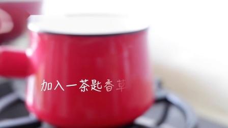 美食教程—北海道戚风蛋糕杯