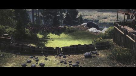 全面战争首款在线策略MOBA《全面战争:竞技场》万人战场先导片